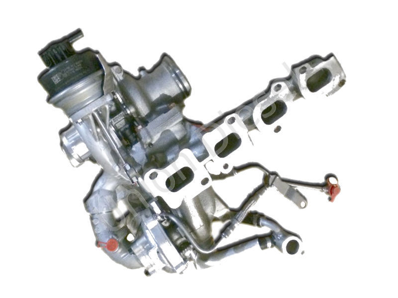 TURBO CKUB  CRAFTER 2.0TDİ  - Oem No: 03L145715K
