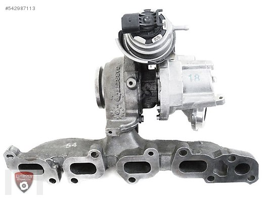 TURBO CLHA GOLF 7 1.6 TDİ  - Oem No: 04L253016H