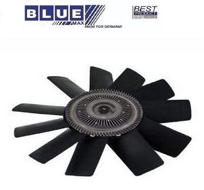 FAN TERMİK  PERVANELİ KOMPLE LT 35 2.5 TDİ  - Oem No: 074121302C