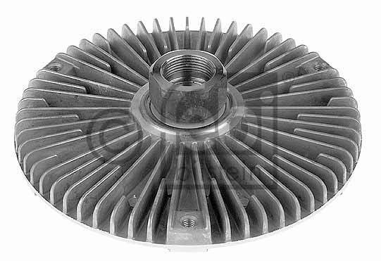 FAN TERMİK E30-34-36 318/324/525D  M41-51  - Oem No: 11522245498
