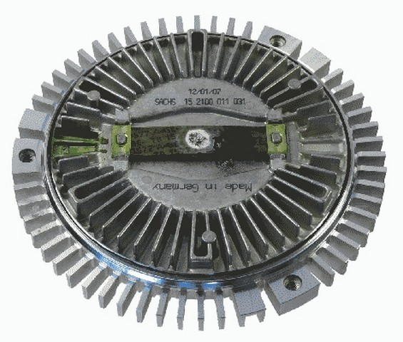FAN TERMİK E34-36-38-39-46-53 3 DELİK  M52-54  - Oem No: 11527505302