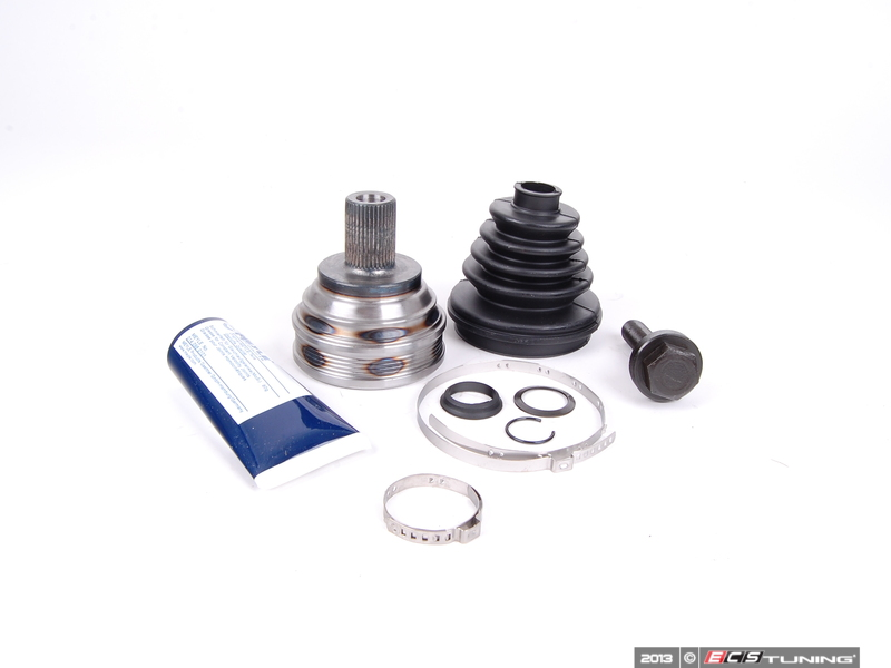 AKS KAFASI DIŞ GOLF 5 - CADDY 3 - PASSAT 5   - Oem No: 1K0498099