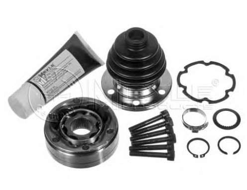 AKS KAFASI SOL-SAG ON IC AKL GOLF IV (1J1) 1.6i FREZE DIS 33 UZUNLUK 31,8 mm 1997-2005 - Oem No: 1K0498103B