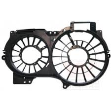 FAN DAVLUMBAZI A6 2005- - Oem No: 4F0121207A