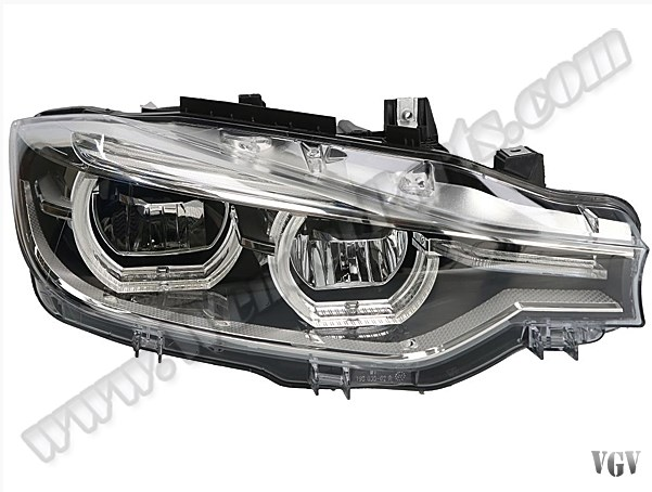 FAR KOMPLE SAĞ LED F30 LCİ-F31 LCİ-F35 LCİ 14-17 HEL 1EX 012 102-921 - Oem No: 63117419634