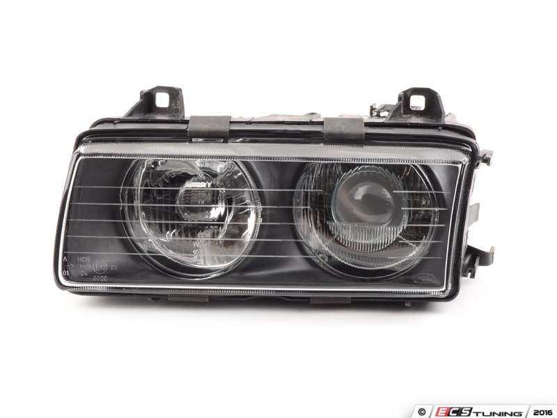 "ÖN FAR ""SOL"" MERCEKLİ (HELLA TİP) E36 1991- - Oem No: 63121393271"