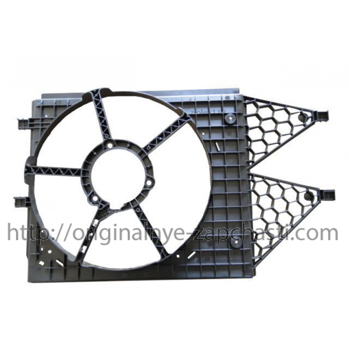 FAN DAVLUMBAZI ( 1.2 DİZEL ) POLO 2009- - Oem No: 6R0121207