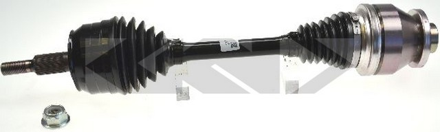 AKS MİLİ  SOL T5 2.5TDİ  - Oem No: 7H0407271AS