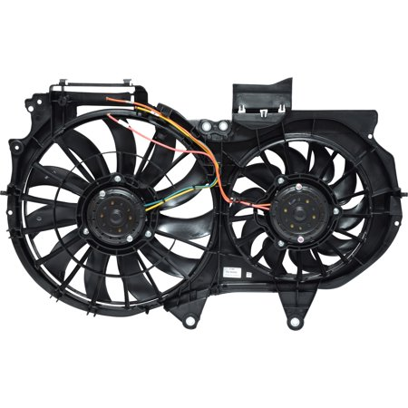 FAN DAVLUMBAZI A4 2001- - Oem No: 8E0121207F