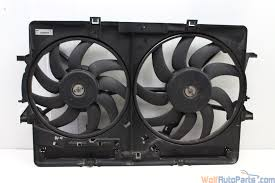 FAN DAVLUMBAZI A4 2009- - Oem No: 8K0121207A
