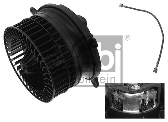 KALORİFER MOTORU   202-208   - Oem No: A2028209342